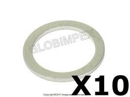 PORSCHE 911 912 924 928 930 944 968 Aluminum Washer (18 X 24 X 1.5 mm) Set of 10 - $9.90