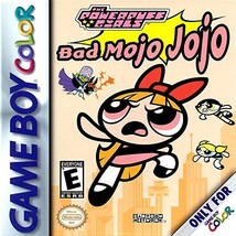 The Powerpuff Girls: Bad Mojo Jojo [Game Boy Color] - $2.93