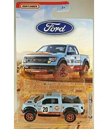 2019 Matchbox Ford Truck Series '10 FORD F-150 SVT RAPTOR Gulf Tampo Blue - €6,63 EUR