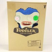 Fuggler Blue Funny Ugly Monster Deluxe Stuffed 12 Large Plush Lil Demon ... - $24.74