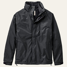 Timberland 8758J-001 Men's Mt.Crescent 3-IN-1 Black Waterproof Fleece Jacket - $145.34