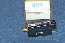 PHONOGRAPH CARTRIDGE ASTATIC 609 EV 5463 EV 5333 Pfanstiehl P-8 P-8S image 2