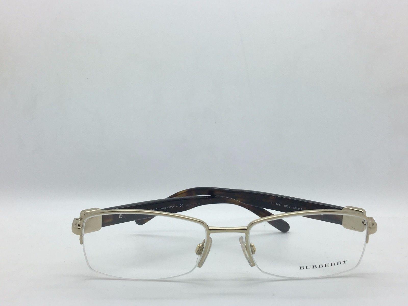 50e9e2897ea Women Burberry GOLD TORTOISE Eyeglasses Be and 50 similar items