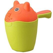 Baby Bath Water Spoon/Baby Shampoo Swimming Toy Bailer Spoon Ladle Green... - $11.28