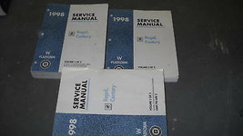 1998 Buick Regal Century Service Repair Workshop Manual Set Oem Factory Gm - $88.90