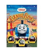 Thomas & Friends - Carnival Capers (DVD, 2007) - $2.95