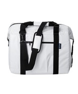NorChill BoatBag™ Large 48-Can Marine Cooler Bag - White Tarpaulin - $91.37