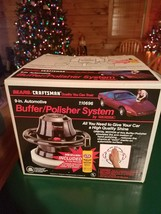 "SEARS CRAFTSMAN 9"" BUFFER POLISHER SYSTEM  910696 - $23.38"