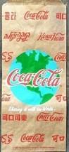 Coca Cola Multi Language Lunch Bags 20 Pack - $15.84