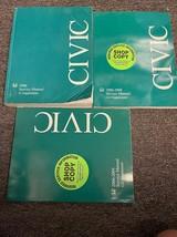 2006 HONDA CIVIC SI Shop Repair Workshop Service Manual Supplement Set OEM  - $89.05