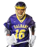 Nike Albany Lacrosse Jersey Size Large L LAX University Of U UAlbany SUN... - $32.40