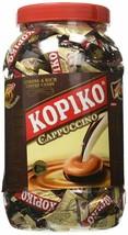 Kopiko Coffee Candy Cappuccino in JAR 28.2 oz FREE 1 DAY SHIPPING - $19.79