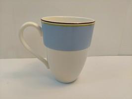 "KATE SPADE New York Market Street Collection Blue 4.75"" Tall Coffee Mug ... - $9.89"