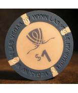 "$1.00 Casino Chip From: ""Wynn Hotel & Casino""  - (sku#2753) - $3.99"