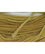 Ye Old Gold (CCT-176) 6 strand hand-dyed cotton floss Classic Colorworks - $2.15