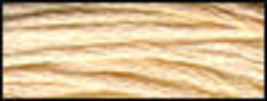 Tufted Yellow (CCT-122) 6 strand hand-dyed cotton floss Classic Colorworks - $2.15