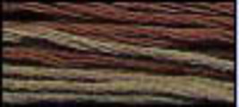 Timber (CCT-089) 6 strand hand-dyed cotton floss Classic Colorworks - $2.15