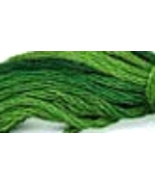 Steamed Broccoli  (CCT-181) 6 strand hand-dyed cotton floss Classic Colo... - $2.15