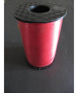 RED 3/16 X 1500 Foot Roll Curling Holiday Ribbon Spool Balloon String  5... - $5.99