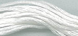 Snowball (CCT-186) 6 strand hand-dyed cotton floss Classic Colorworks - $2.15