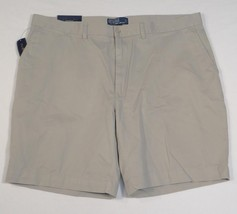 Polo Ralphh Lauren Flat Front Khaki The Prospect Short Cotton Shorts Men's NWT - $56.24