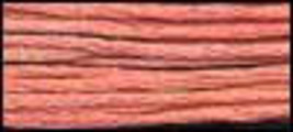 Shrimp Cocktail (CCT-038) 6 strand hand-dyed cotton floss Classic Colorworks - $2.15