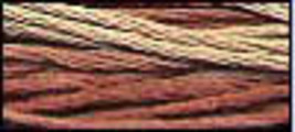 Ripple (CCT-086) 6 strand hand-dyed cotton floss Classic Colorworks - $2.15