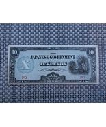 10 Peso - The Japanese Government - $7.95