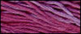 Pickled Beets (CCT-148) 6 strand hand-dyed cotton floss Classic Colorworks - $2.15