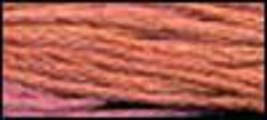 Orangena (CCT-106) 6 strand hand-dyed cotton floss Classic Colorworks - $2.15