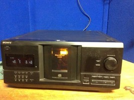 Sony Compact Disc Player Mega Storage 200CD CDP- CX235 - $233.75