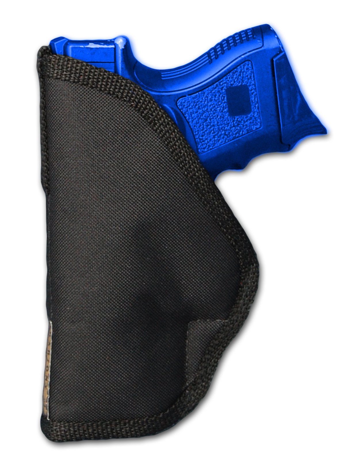 NEW Barsony IWB Gun Holster + Mag Pouch for S&W M&P Shield with LASER, Crimson