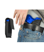 NEW Barsony IWB Gun Holster + Mag Pouch for S&W M&P Shield with LASER, C... - $29.99