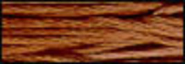 Little House Brown (CCT-118) strand hand-dyed cotton floss Classic Colorworks - $2.15