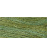 Lemon Grass (CCT-230) strand hand-dyed cotton floss Classic Colorworks - $2.15