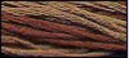 La Tierra (CCT-084) strand hand-dyed cotton floss Classic Colorworks - $2.15