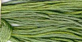 Jolly Holly (CCT-159) strand hand-dyed cotton floss Classic Colorworks - $2.15