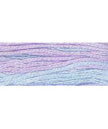 Hydrangea (CCT-018) strand hand-dyed cotton floss Classic Colorworks - $2.15