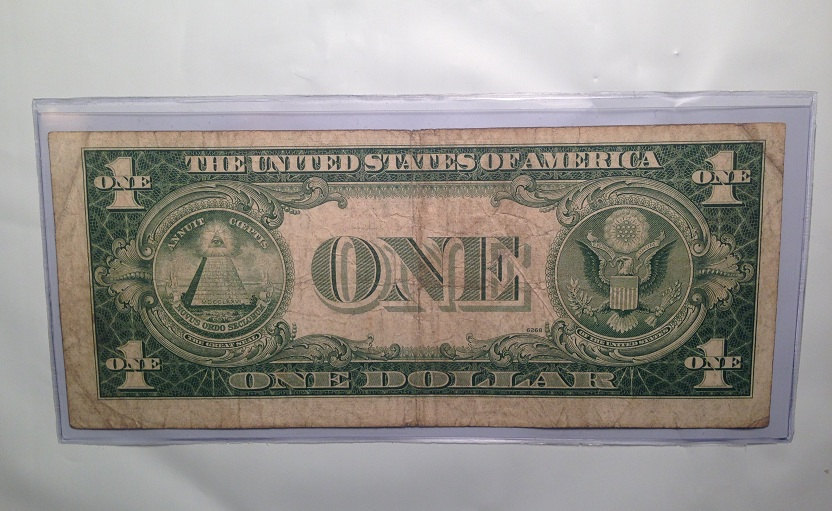 Cutting Error Note 1935 G Blue Seal Silver And 50 Similar Items