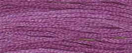 Grape Pie (CCT-016) strand hand-dyed cotton floss Classic Colorworks - $2.15