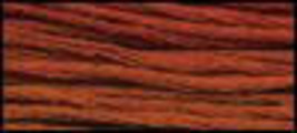 Fallen Leaves (CCT-067) strand hand-dyed cotton floss Classic Colorworks - $2.15