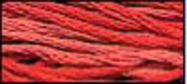Crab Cakes (CCT-080) strand hand-dyed cotton floss Classic Colorworks - $2.15