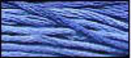 Cool Azul (CCT-159) strand hand-dyed cotton floss Classic Colorworks - $2.15