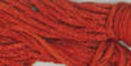Chili Pepper (CCT-167) strand hand-dyed cotton floss Classic Colorworks - $2.15