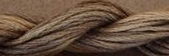 Caramel (CCT-234) strand hand-dyed cotton floss Classic Colorworks