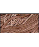 Bunny Honey (CCT-141) strand hand-dyed cotton floss Classic Colorworks - $2.15