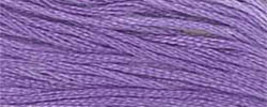 Blooming Crocus (CCT-032) strand hand-dyed cotton floss Classic Colorworks - $2.15