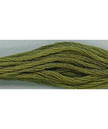 Bean Sprout (CCT-184) strand hand-dyed cotton floss Classic Colorworks - $2.15