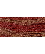 Barn Door (CCT-214) strand hand-dyed cotton flo... - $2.15