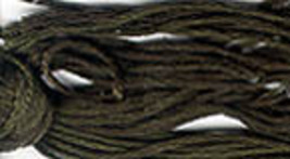 Balsam Fir (CCT-157) strand hand-dyed cotton floss Classic Colorworks - $2.15